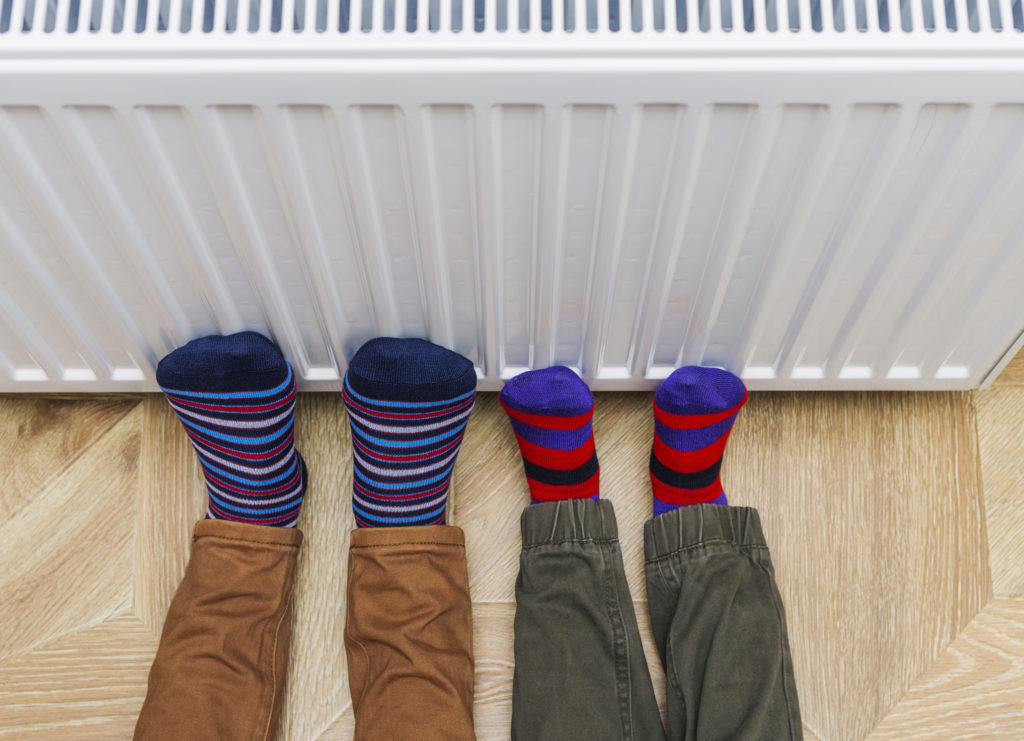 central heating boiler system repaired on finance